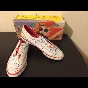 Shoes - Spuds Mackenzie Shoes NIB